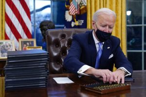 Texas Gugat Presiden Biden Terkait Deportasi