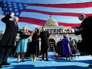 Status Bencana Besar di Texas Diberlakukan Oleh Presiden Joe Biden