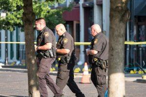 Polisi Menangkap Penembak Diohio an Texas