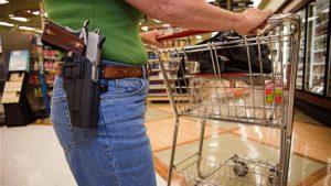 Texas Akan Mengizinkan Penduduk Untuk Membawa Senjata Tanpa Izin