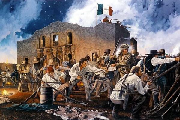 Inilah Beberapa Fakta Tentang Revolusi Texas